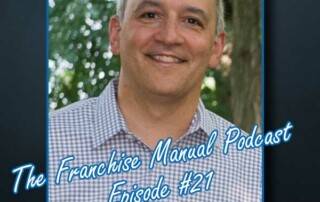 The Franchise Manual Podcast - Episode #21 - Franchisee Onboarding and Training
