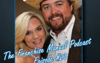 The Franchise Manual Podcast - Episode #23 - Franchising H-Tea-O Part 1