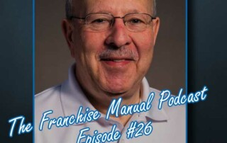 Franchise Manual Podcast #26 - CRM for Franchisors